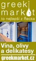 Greek Market - to nejlepší z Řecka - vína, olivy, delikatesy